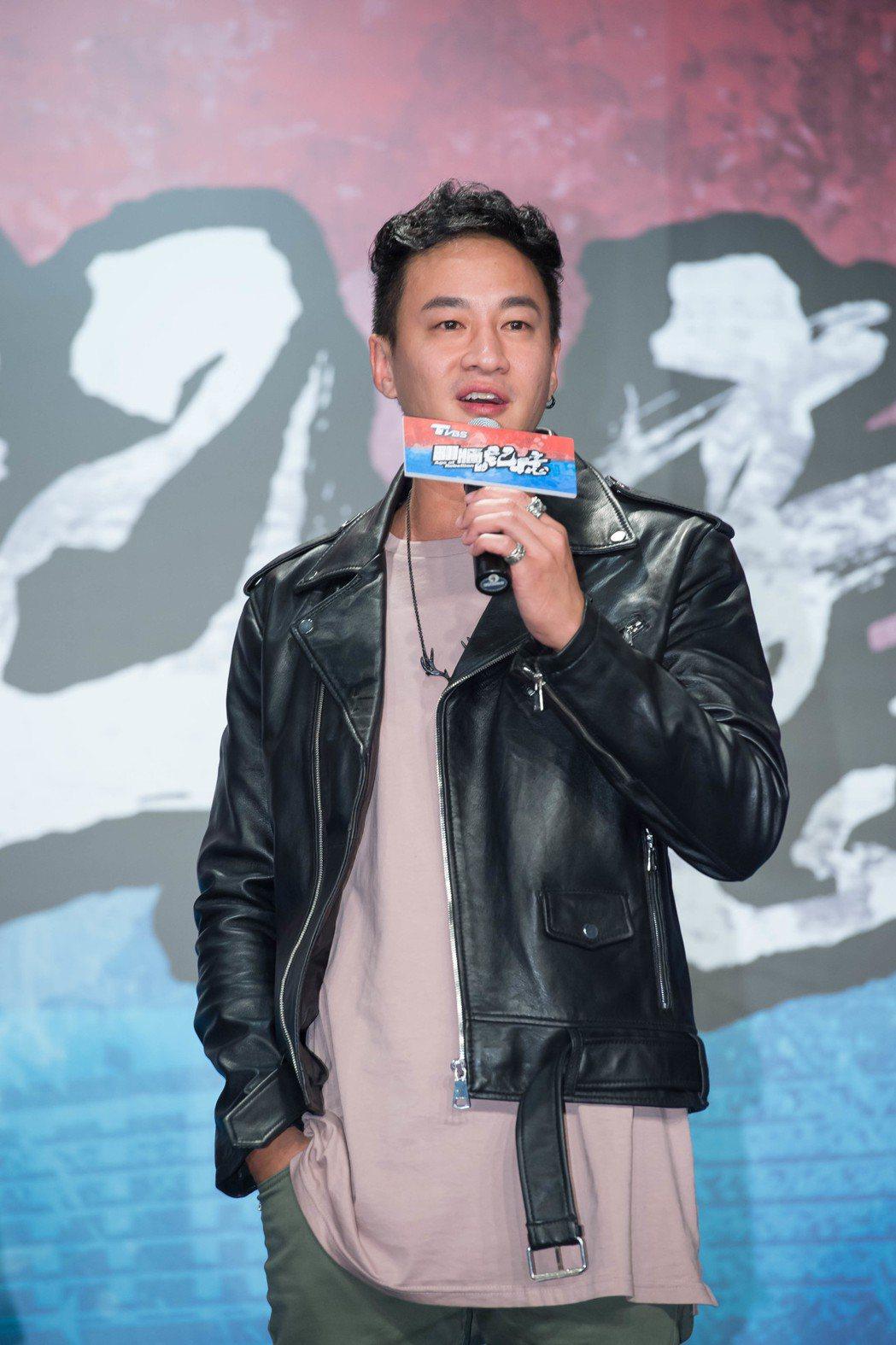 何潤東在新戲「翻牆的記憶」身兼製作人、主演更升格導演、編劇四身份。圖/TVBS提...
