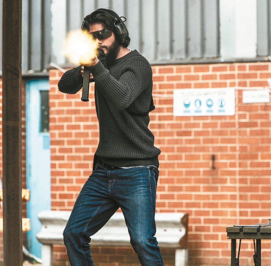 美國刺客 圖/摘自imdb
