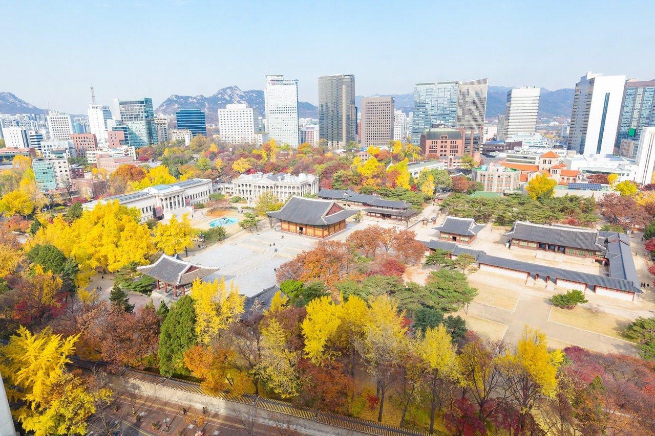 韓國德壽宮。圖/KKday提供