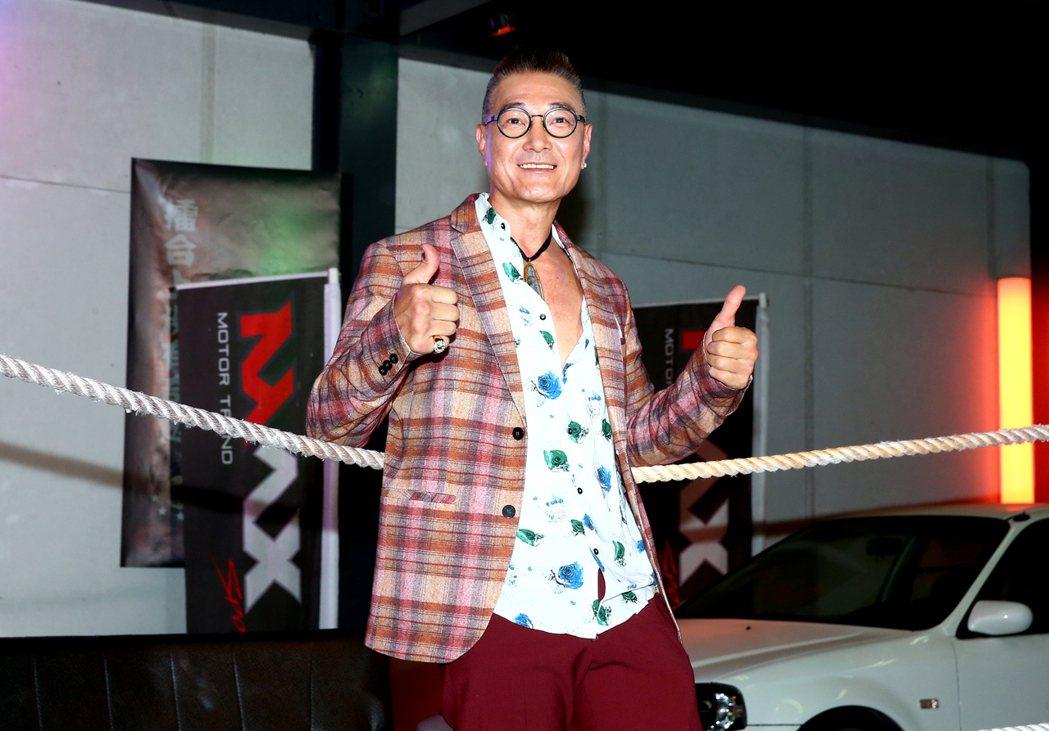 曾在「醉拳2」、「殺破狼」系列及「十二生肖」演出要角的香港泰拳拳王盧惠光來台拍攝...