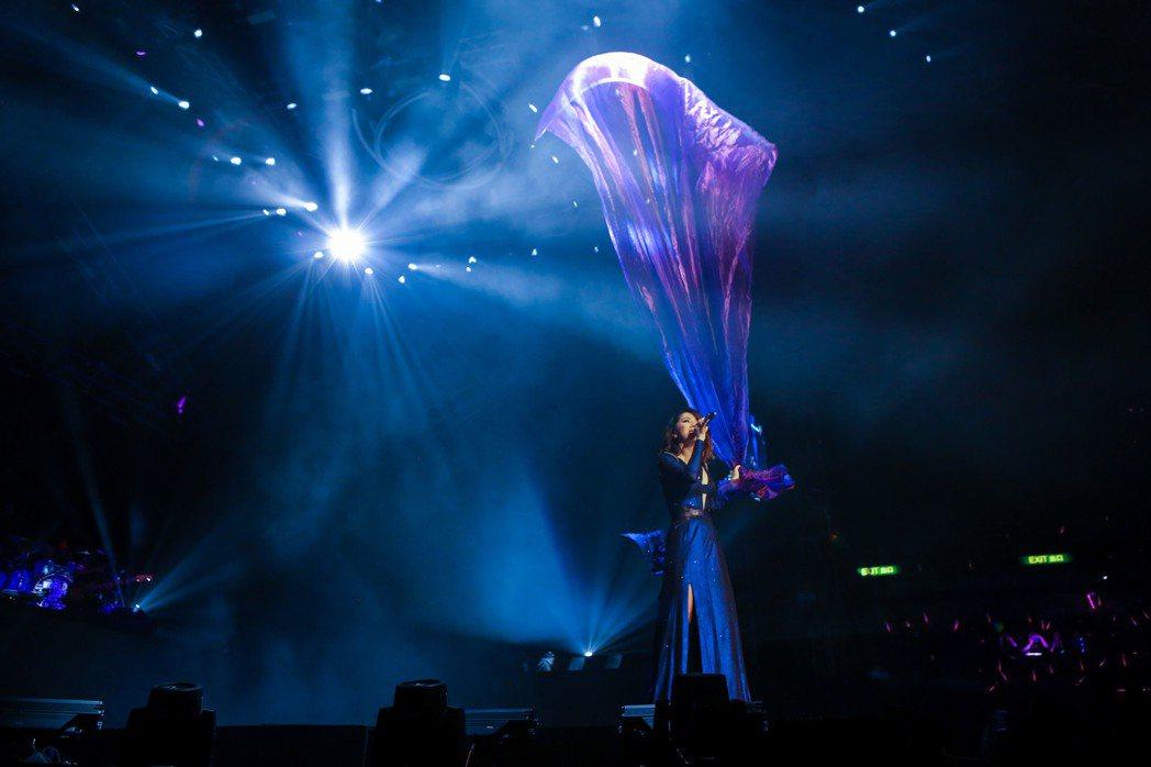 鄧紫棋「Queen of Hearts」回到香港,圖/蜂鳥音樂提供