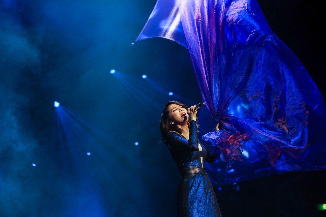 鄧紫棋「Queen of Hearts」回到香港。圖/蜂鳥音樂提供