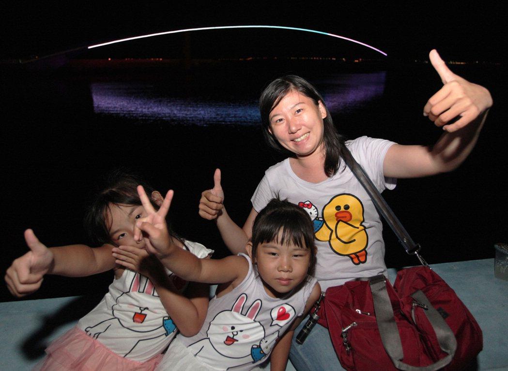 澎湖秋冬旅遊給遊客不同的體驗。記者劉學聖/攝影
