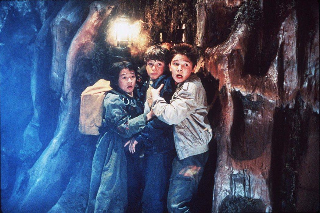 關繼威(左起)、史恩奧斯汀與柯里費爾曼在「七寶奇謀」的演出讓許多觀眾難以忘懷。圖...