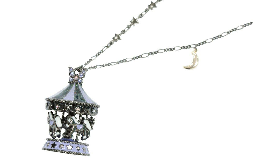 樂園項鍊,7,380元。圖/ANNA SUI提供