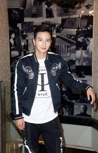 「小煜」楊奇煜經營髮廊副業有成,年底還將開第三家。記者陳瑞源/攝影