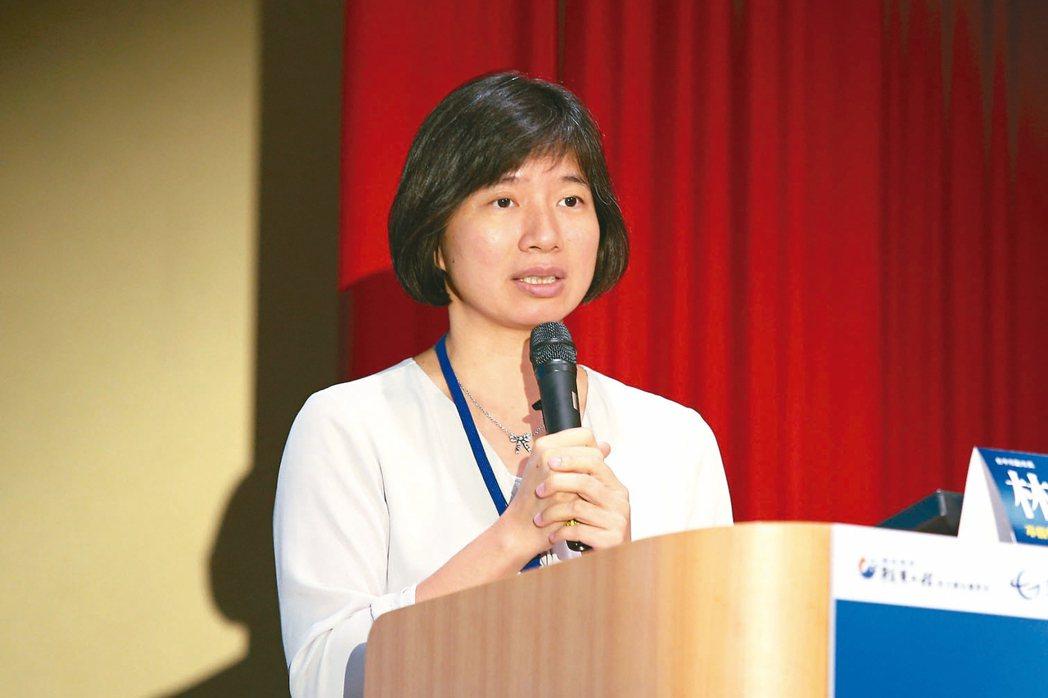 台中市副市長林依瑩。 記者林伯東/攝影