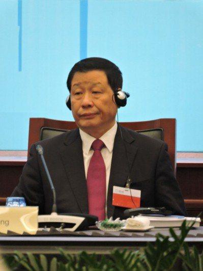 上海市長應勇。記者戴瑞芬/攝影