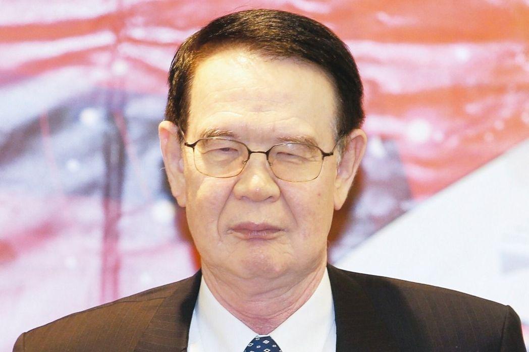 儒鴻董事長洪鎮海。  報系資料照片