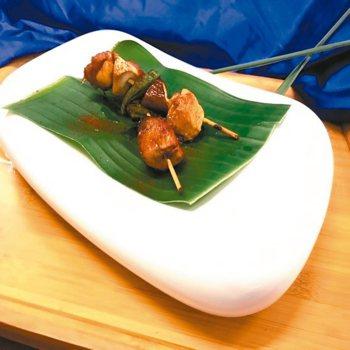 柚香串燒鳥 美和科大餐旅管理系/提供
