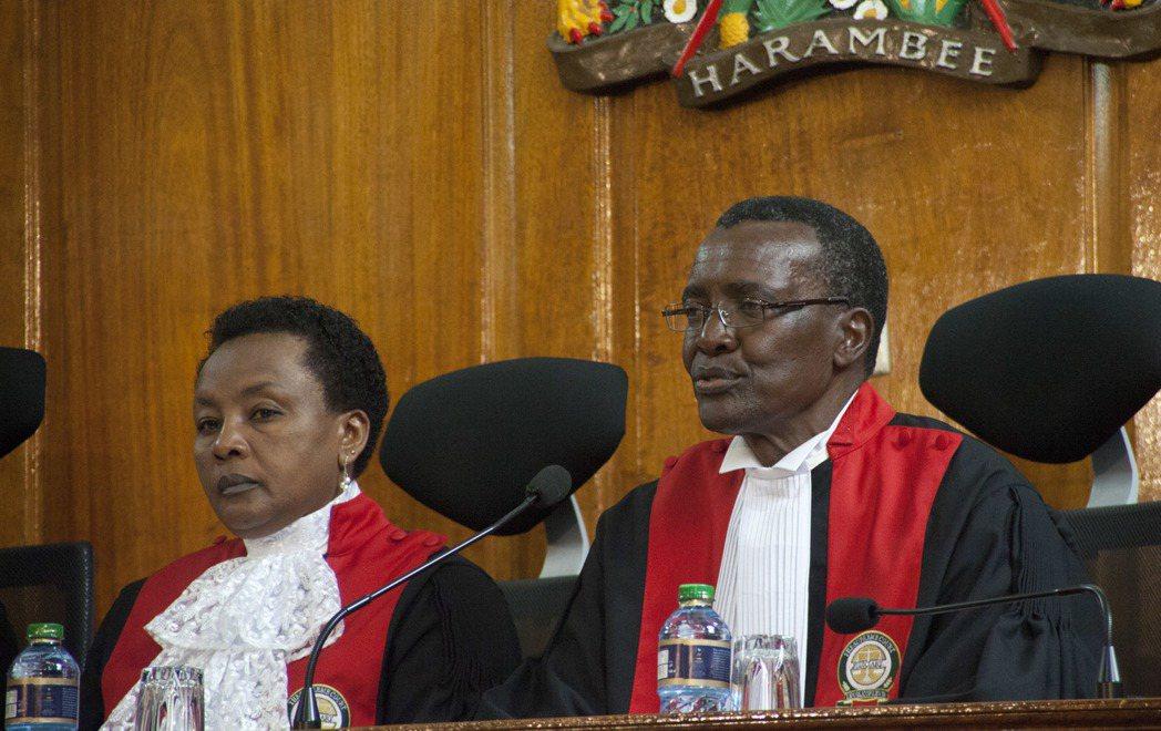 肯亞最高法院裁決8月8日總統大選結果無效,應重新舉行選舉,為非洲民主發展史上首見...
