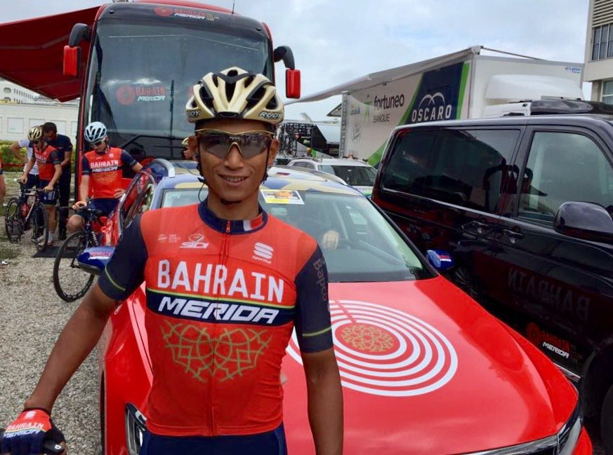 馮俊凱結束歐洲賽程,季末重心回到亞洲。 圖/巴林美利達車隊提供