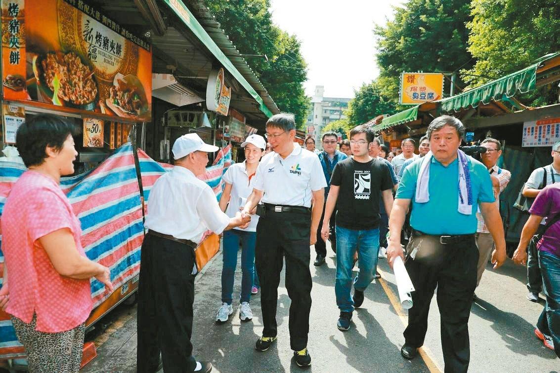 北市議會今開議,台北市長柯文哲明、後兩天施政報告並備詢,公宅及市場改建等被議員列...