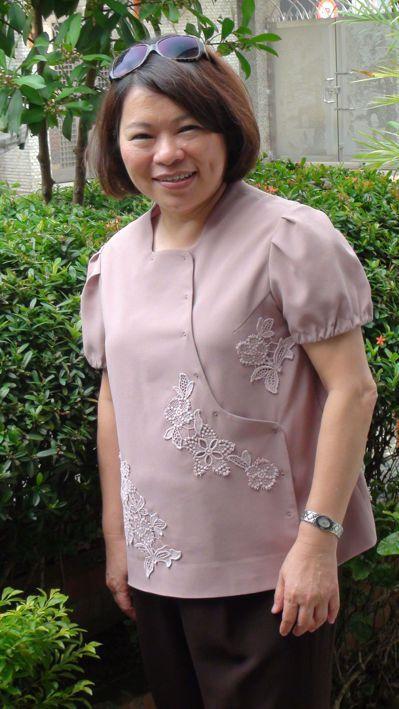 曾任2屆嘉義市長的黃敏惠,是否回鍋再戰,備受矚目。 記者王慧瑛/攝影