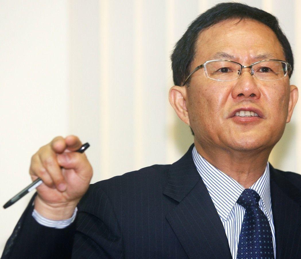 前國民黨立委丁守中,始終對台北市長寶座相當積極。 本報資料照片