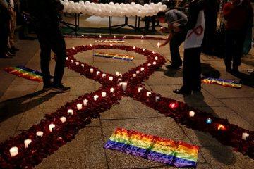 對抗全校的愛滋少年:田啟元與雷恩懷特