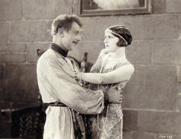 艾迪絲華頓的「純真年代」小說在默片時代就曾拍成電影。圖/摘自silent hol...