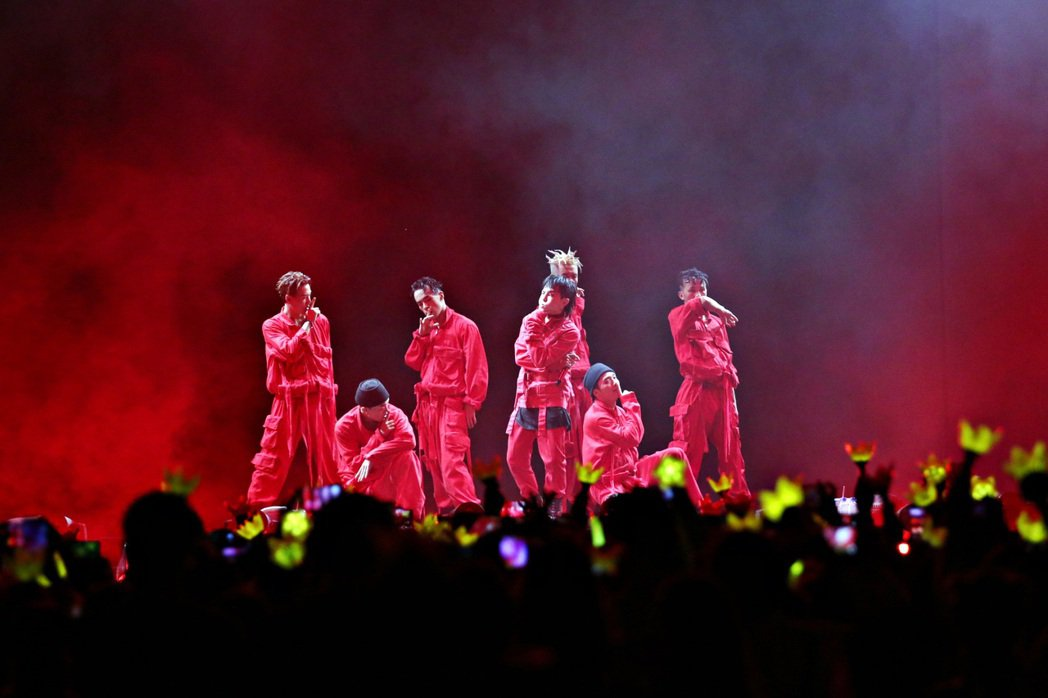 G-Dragon 17日在吉隆坡開唱。圖/IME提供