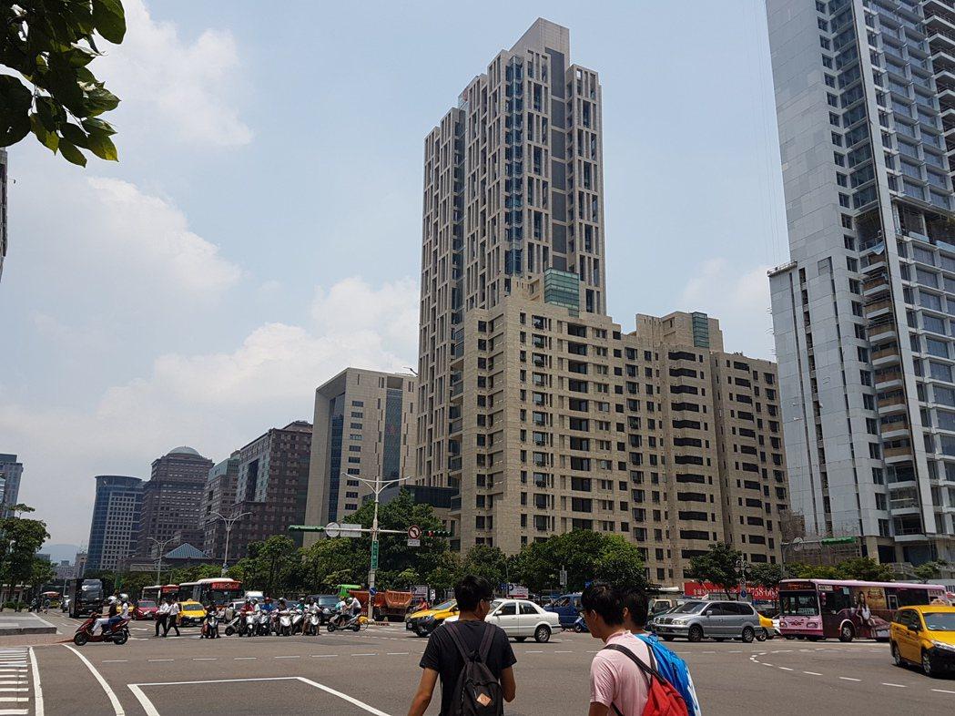 台灣房屋表示,今年豪宅交易價格比起2年前,約下殺2成甚至3成,因為持有期限短,導...