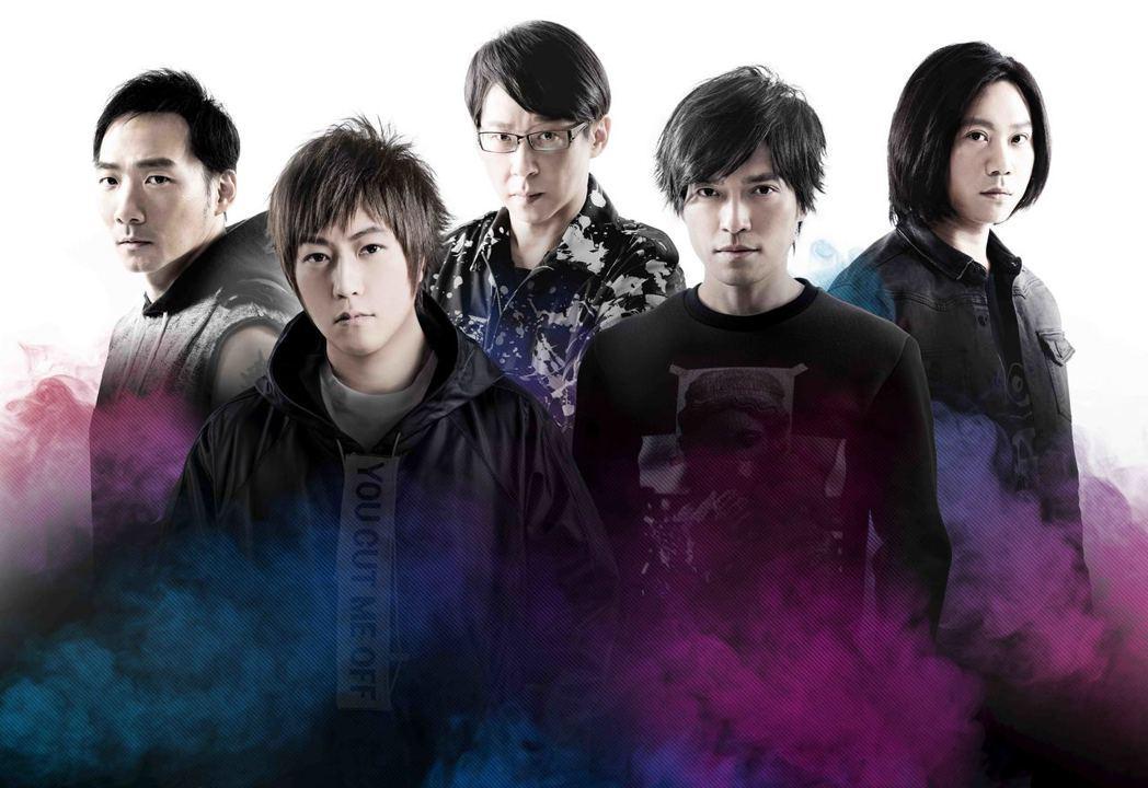 五月天即將在年底再返北台灣開唱。圖/相信音樂提供