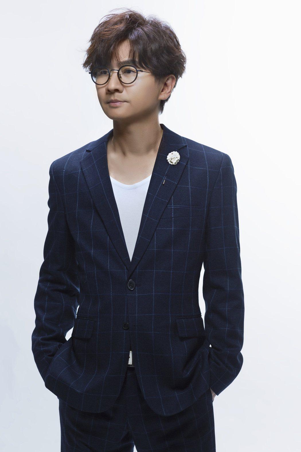 林隆璇常被誤為林志炫。圖/青田音樂文化提供