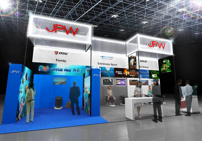 JPW與JoyLand共同宣布將在9月21~24日攜手台日策略合作夥伴前進201...