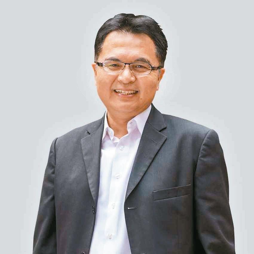 資策會科技法律研究所所長蕭博仁。 資策會科法所/提供