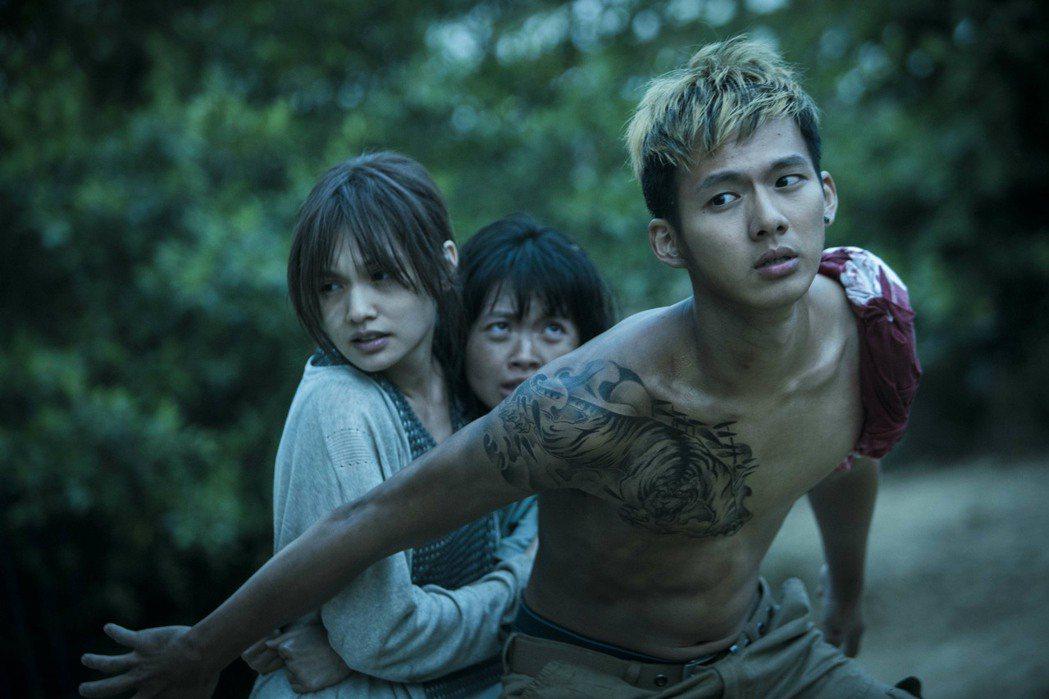 獲台中市政府補助及協拍的電影「紅衣小女孩2」自上映至今,全台累計票房破億。 圖/