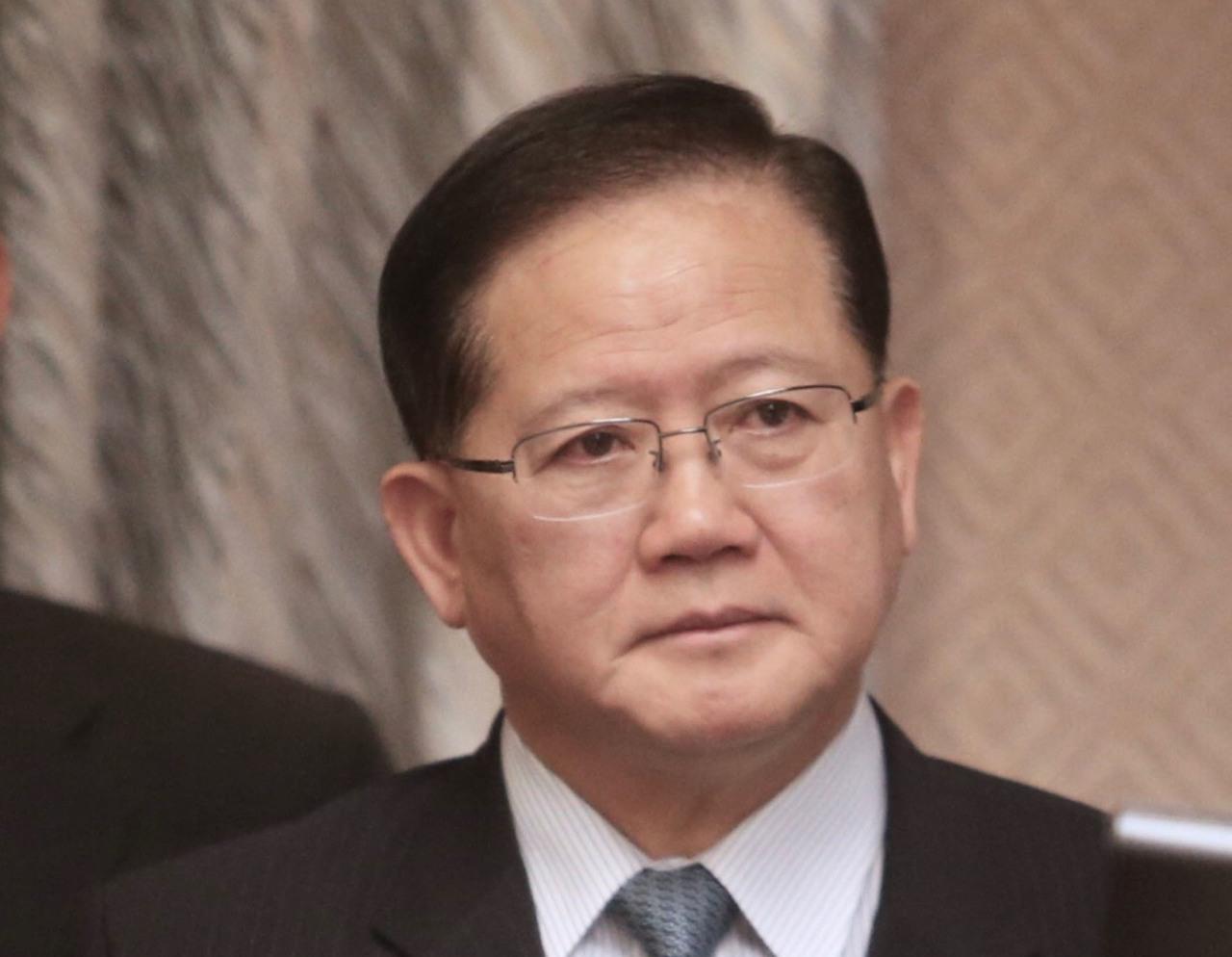 內政部警政署長陳國恩(圖)已調任國安局副局長,原任此位之王德麟遭降級為特派員。 ...