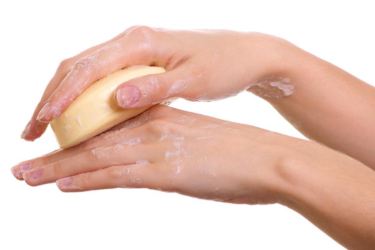 肥皂示意圖。 圖/ingimage