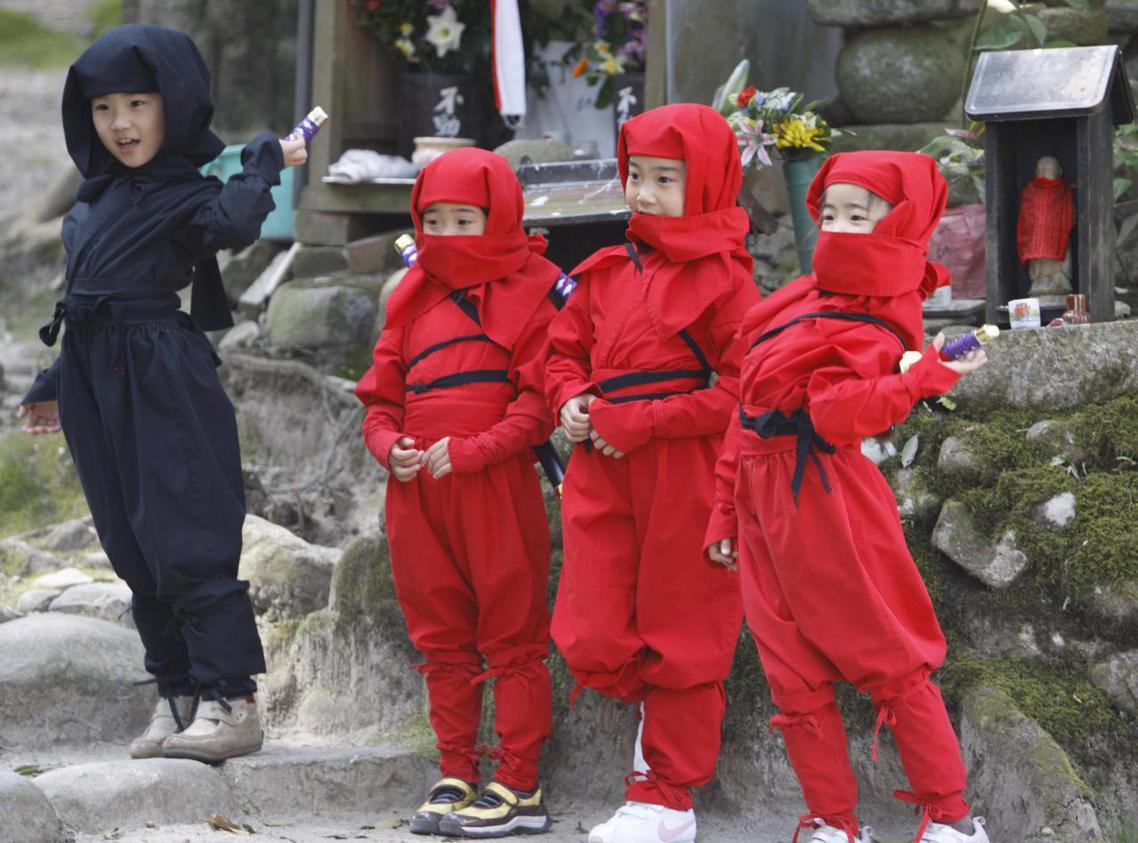 日本三重縣的三重大學在今年7月開辦「國際忍者研究中心」,地點就設置在三重縣內有「...