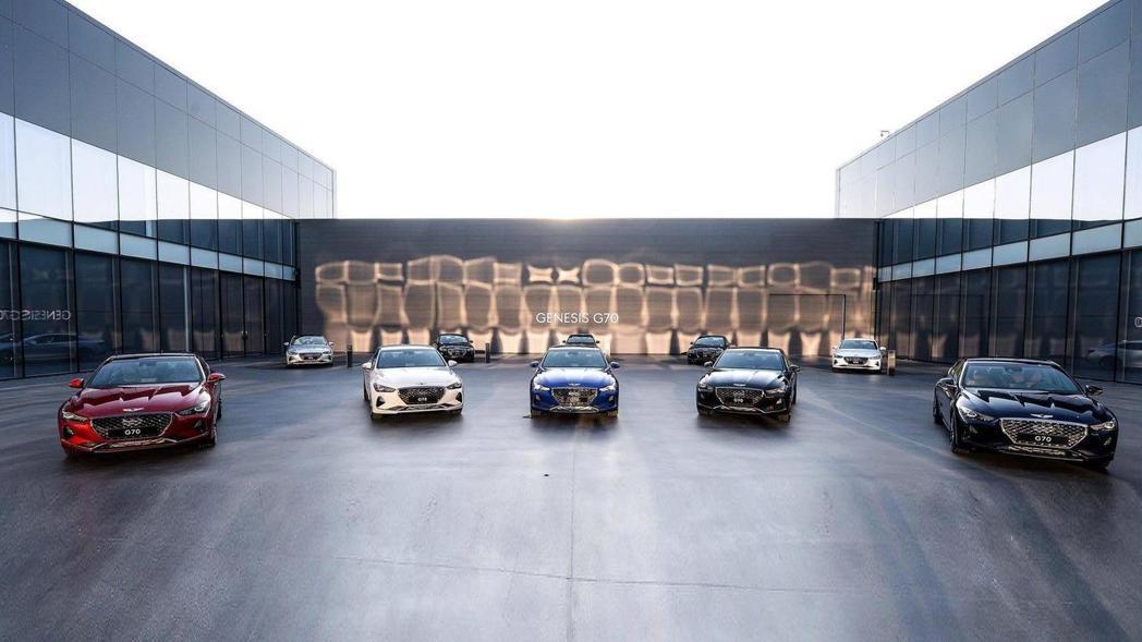 Genesis G70於上周五(15)正式發表。 摘自Genesis