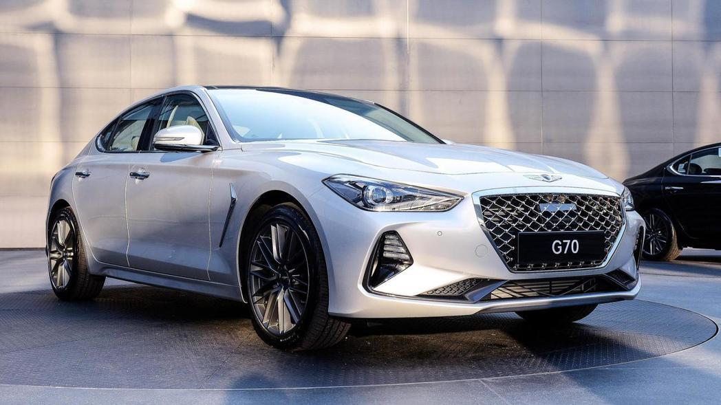 Genesis 短期內不會推出N Performance的高性能車款。 摘自Ge...