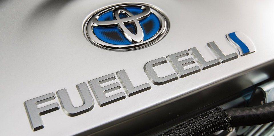 Toyota致力於開發氫燃料動力等車款。 摘自Car Advice