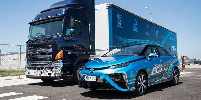 Toyota 因為開發多種車型,足夠使其面對瞬息萬變的未來。 摘自Car Adv...