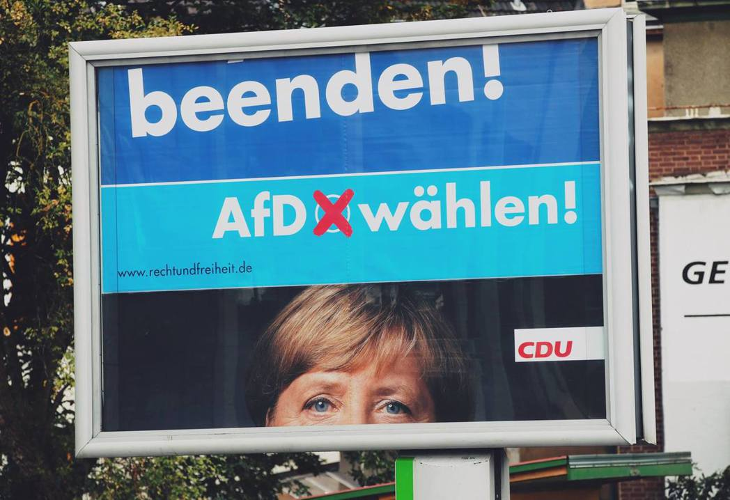 當「為德意志成功」(Erfolgreich für Deutschland)對上...