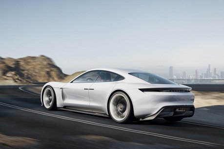 Porsche Mission E電動轎跑車約8.5萬美元起跳