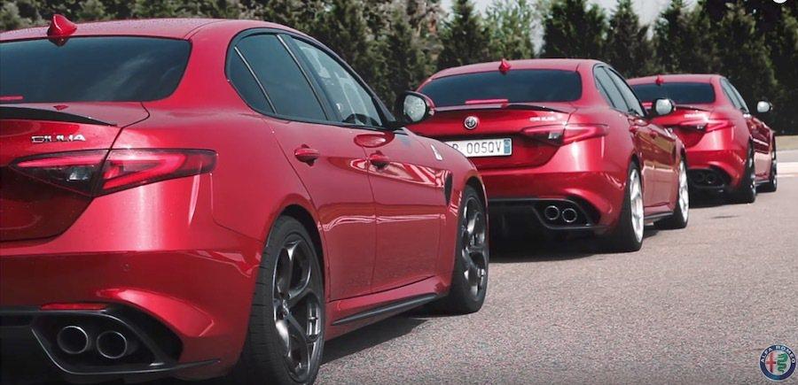 截自Alfa Romeo影片