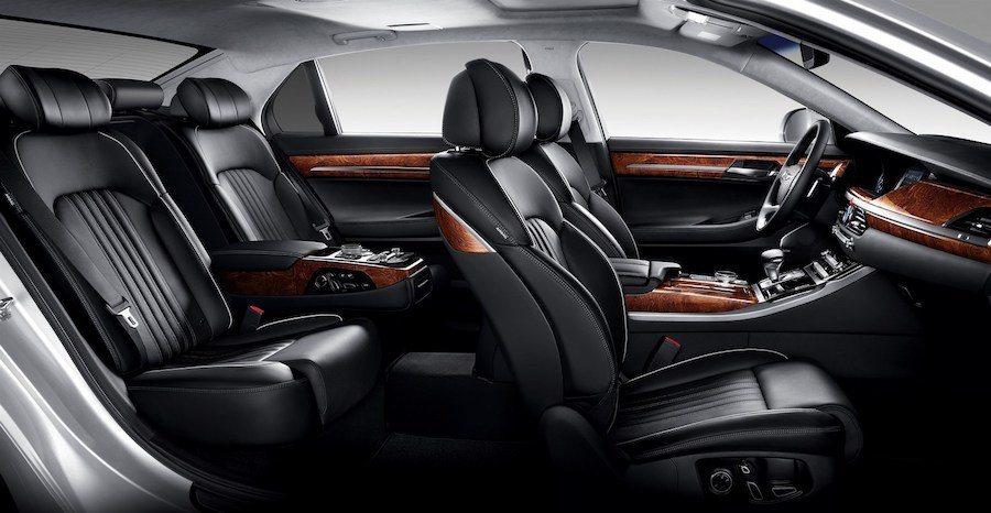 Genesis G90 Hyundai提供