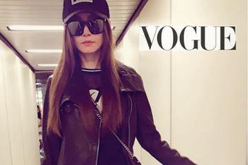 姐姐謝金燕日前出席新加坡公益活動,才以一頭長直金髮、細框大眼鏡的造型現身,讓人差點認不出是她,她事後透過經紀人反駁整形,心情也不受影響。而時尚雜誌Vogue,19日深夜也在臉書發文,表示這次米蘭時裝...