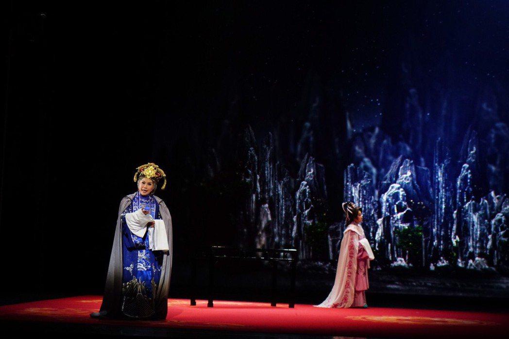 唐美雲歌仔戲團推出20周年大戲。 圖/唐美雲歌仔戲團提供