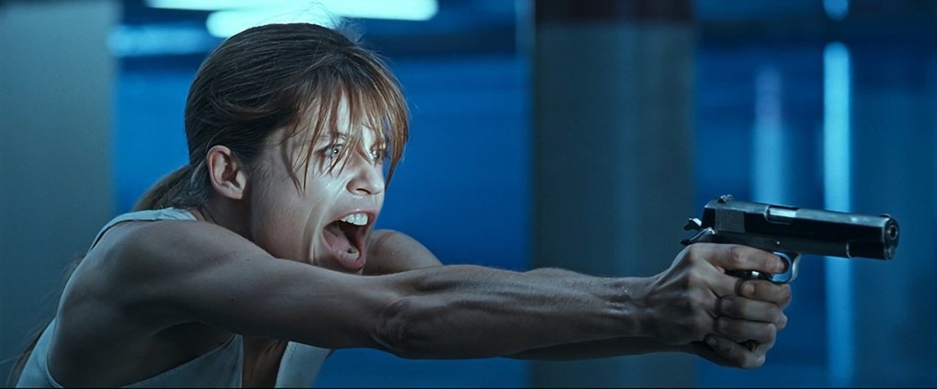 琳達漢彌爾頓也要回歸「魔鬼終結者6」。圖/摘自imdb