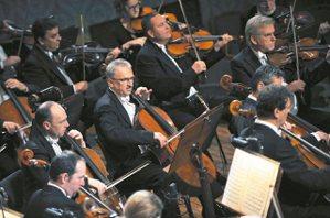 捷克愛樂管弦樂團十月十日在台北國家音樂廳演出,全台僅此一場。 圖/傳大藝術提供