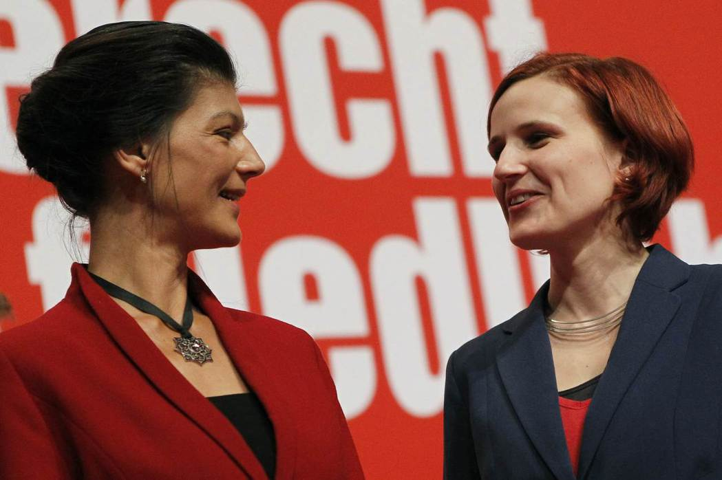 左翼黨雖是德國政壇具備實力的小黨,但政治光譜上與基民黨相違,不可能共組聯合政府。...
