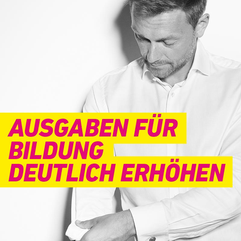 你以為這是VOGUE雜誌的封面嗎?錯!這是自民黨(FDP)的競選文宣。摩登的時尚...
