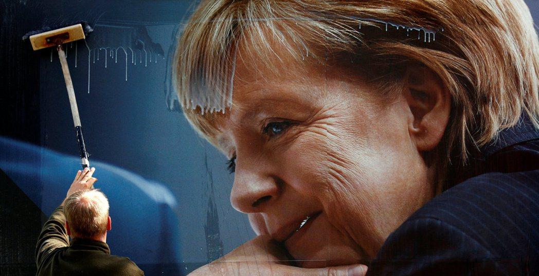 梅克爾戰術:一場讓人忘記選舉的德國選戰