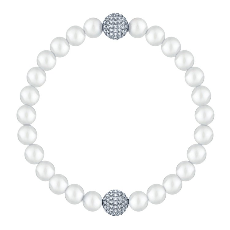 Swarovski Remix Collection系列White Crysta...