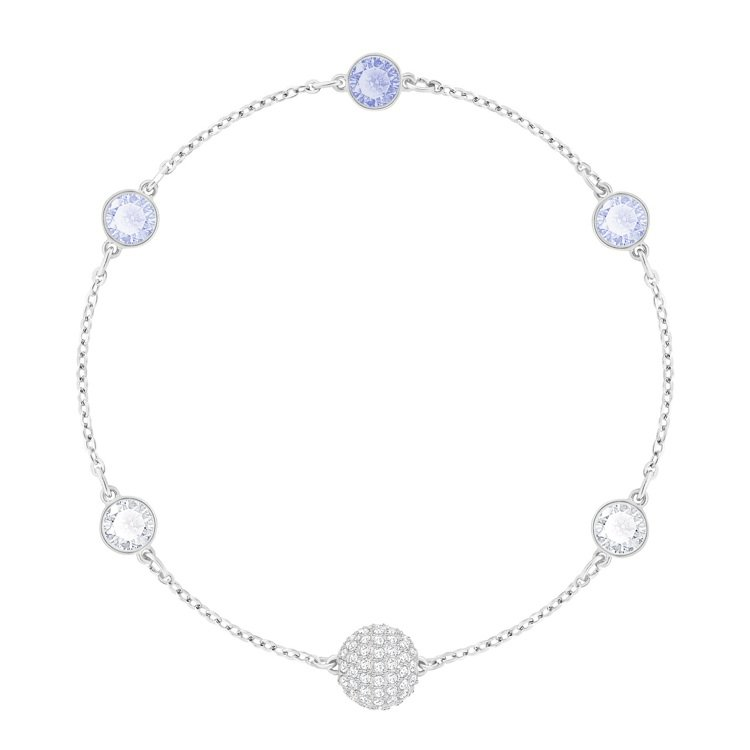 Swarovski Remix Collection系列Timeless,藍色,...