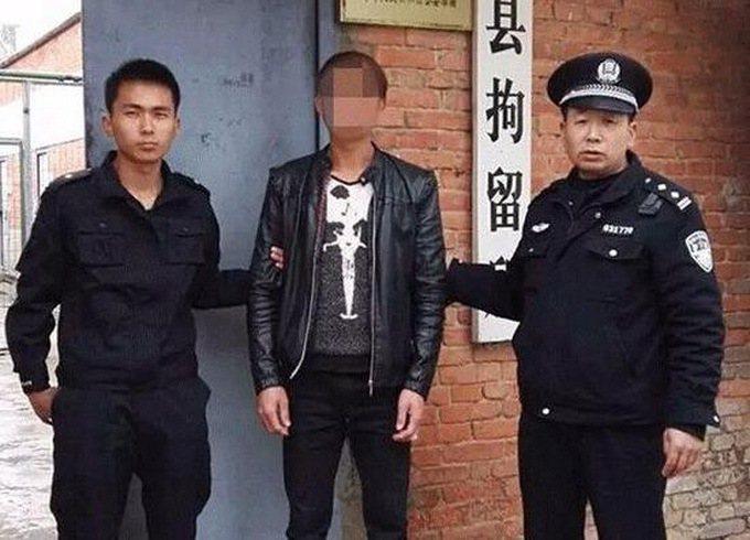 雲南楚雄一男子因在微信朋友圈發表涉嫌辱罵交警的言論,被警方拘留。(取自北晚視覺綜...
