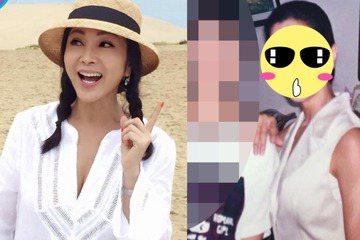 有「台灣最美歐巴桑」之稱的陳美鳳,儘管已是60歲,保養得宜的她逆齡的模樣就像是30幾歲的輕熟女。21日她在臉書曝光23年前與一位少女的合照,許多網友看了驚呼「根本沒變!」陳美鳳21日在臉書曝光了張2...